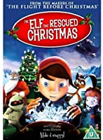The Elf That Rescued Christmas [DVD] [Import]