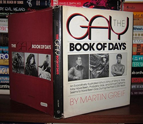 Gay Book of Days