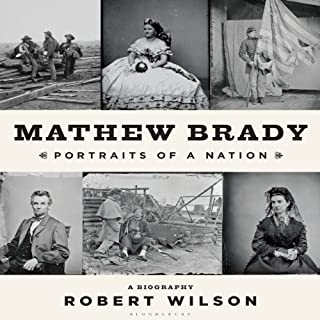 Mathew Brady cover art