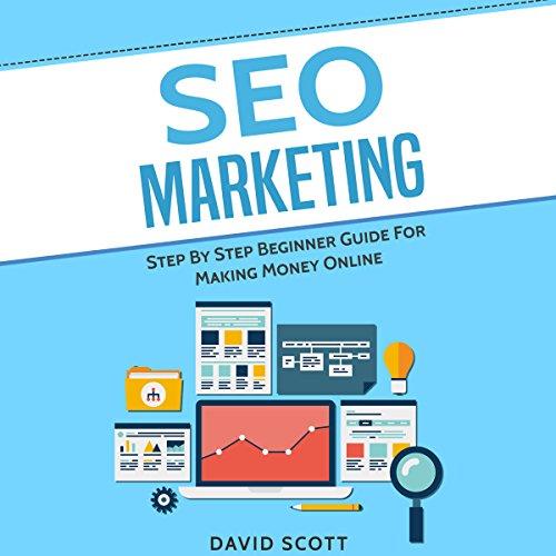 SEO Marketing audiobook cover art