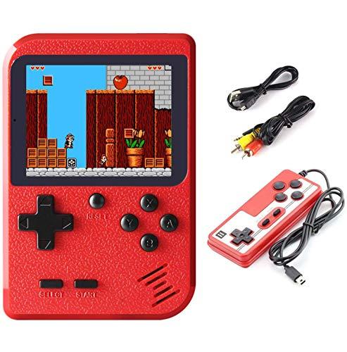 HMEDA Consola de Juegos Portátil, Juegos Electrónicos...