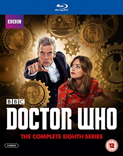 Doctor Who - Complete Series 8 Box Set [Blu-ray] [UK Import]