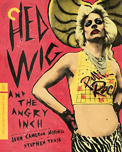 Criterion Collection: Hedwig & The Angry Inch [Edizione: Stati Uniti] [Italia] [Blu-ray]