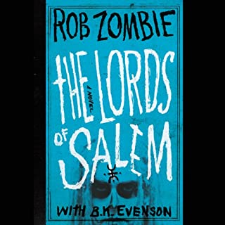 The Lords of Salem audiobook cover art