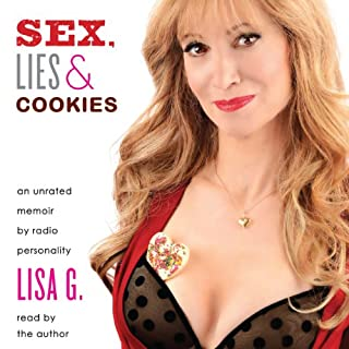 Sex, Lies, and Cookies audiobook cover art