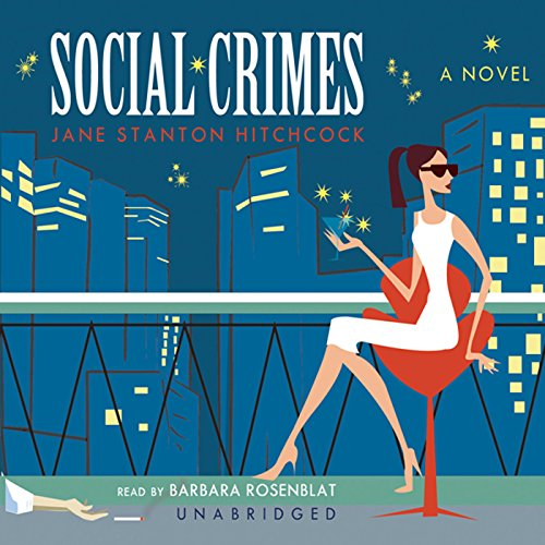 Social Crimes audiobook cover art