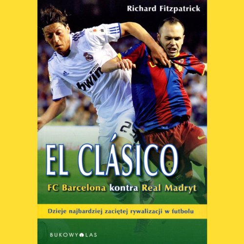El Clasico audiobook cover art