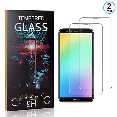 2 Pack Bubble Free Ultra Thin 99.99/% Clarity Screen Protector Film for Huawei Mate 20 Lite Bear Village/® Huawei Mate 20 Lite Tempered Glass Screen Protector