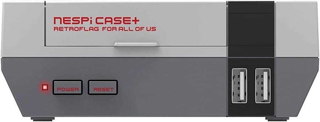 RETROFLAG Rapid rise Raspberry pi case NESPi Case OFFicial Fan H with Plus Cooling