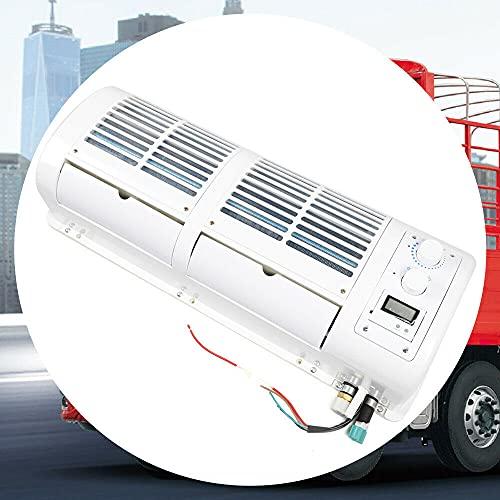 7.5kg Auto Klimaanlage Wandklimageräte für LKW, Kühler Abluftventilator, 12 V, Auto Wohnwagen Hängende Klimaanlage für Auto,Wohnmobil, Wohnwagen