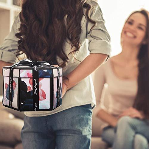 lembrd Verrassingsbox Explosion Box Set DIY album geschenkdoos voor huwelijksverjaardag verrassingen maken