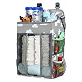 Magicfly Hanging Diaper Caddy Organizer, Diaper Stacker for...