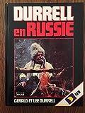 Gerald et Lee Durrell en Russie