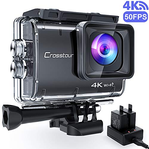 Crosstour CT9500 Nativo 4K 20MP Cámara Deportiva
