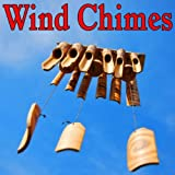 Tranquil Restful Bamboo Wind Chimes
