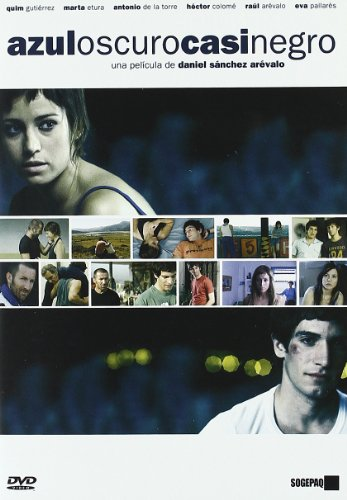 Azul Oscuro Casi Negro [DVD]