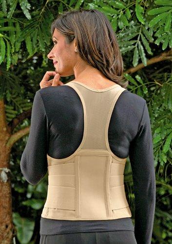 BSN Medical Phoenix Mall Award FLA Ortho a Cincher Back Support Female Tan Large