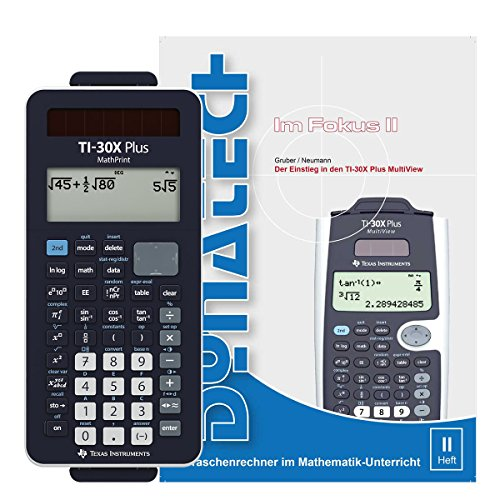 TI-30 X Plus - Taschenrechner MathPrint...