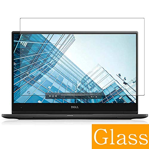 Synvy Tempered Glass Screen Protector Compatible with Dell Latitude 13 7000 (7370) 13.3' Visible Area Protective Screen Film Protectors 9H Anti-Scratch Bubble Free