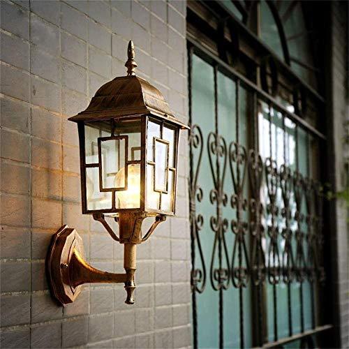 -Wall creatieve bohemien villa balkon outdoor tuinverlichting waterdichte wandlamp tuin restaurant wandlamp