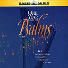 The One-Year Book of Psalms: 365 Inspirational Readings from the New Living Translation
