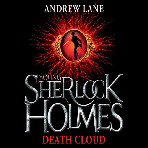 Young Sherlock Holmes: The Death Cloud cover art
