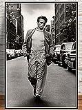 ZYHSB Jigsaw Puzzle 1000 Piezas James Dean Movie Actor Star Posters Madera Juguetes para Adultos Juego De Descompresión Yt143Gm