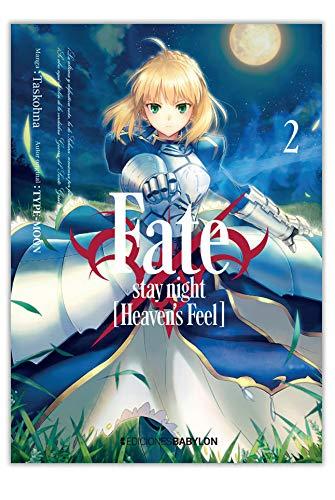 Fate / stay night: heaven's feel 02