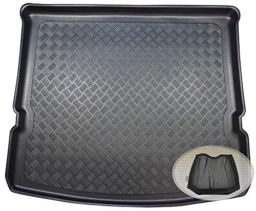 Kofferraummatte Laderaumwanne Passform Kofferraumwanne Ford S-Max ab 2006