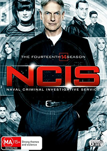 N.C.I.S. - Naval Criminal Investigative Service - Series 14