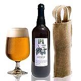 CEREX- Cerveza especial estilo IPA edición limitada - Pack 1 botella 750 ml - Sin gluten