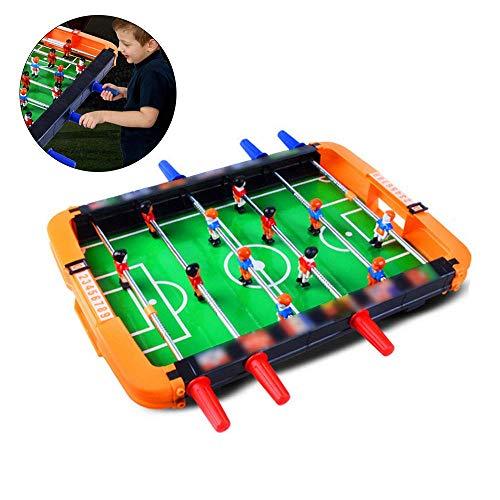 Tafelblad Foosballs Table Portable Mini Tafelvoetbal Games Set Compact Tafel Voetbal Spel Is Geschikt Voor Kinderen