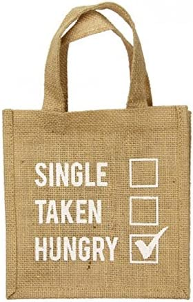 single taken hungry lunch bag)