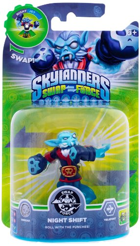 Figura Skylanders Swap Force: Night Shift