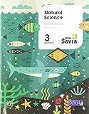 Ciencias de la naturaleza. 3 Primaria. Mas Savia. Key Concepts. Andalucía