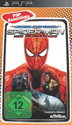 Spider-Man: Web of Shadows [Essentials] [Edizione: Germania]