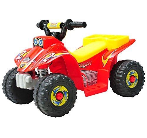 Quad Bateria 6V Moto Eléctrica Infantil...