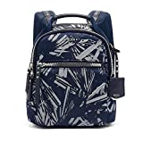 TUMI - Voyageur Witney Backpack - Purse for Women - Blue Palm Print