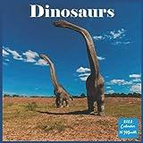 Dinosaurs Calendar 2022: Official Dinosaurs Calendar 2022, 16 Month Square Calendar