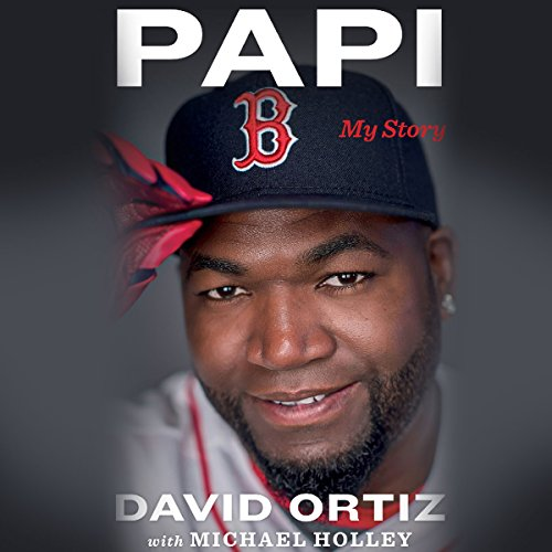 Papi audiobook cover art