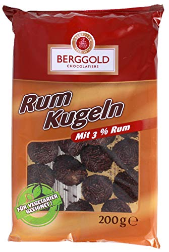 Berggold Streuselkugeln