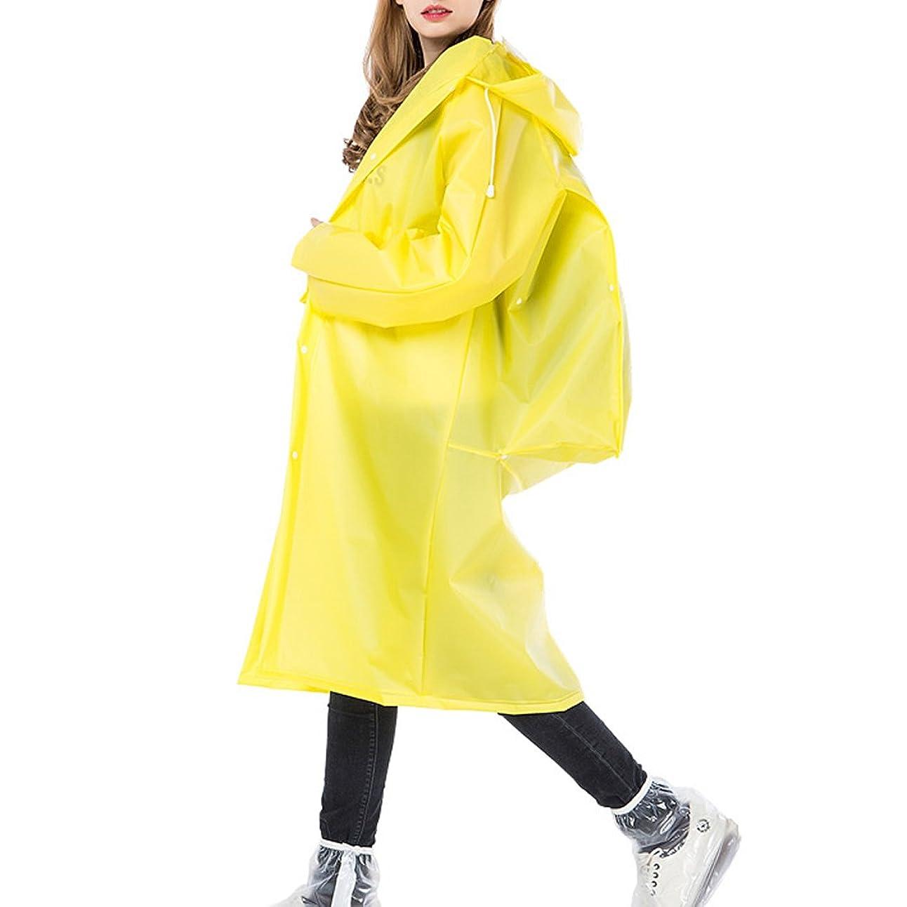 維持フィールド元気なLclock(エルシーロック) レインコート 自転車 バイク ロング ポンチョ 男女兼用 メンズ レディース 雨具 雨合羽 カッパ 通勤通学 リュック対応 クリアバイザー 撥水性 高品質