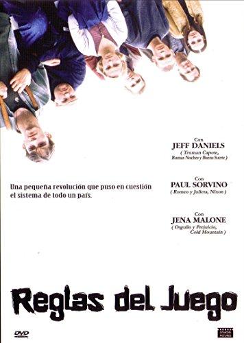 Reglas Del Juego (Cheaters) [DVD]