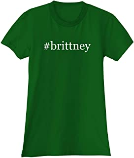 #Brittney - A Soft & Comfortable Hashtag Women's Junior Cut T-Shirt
