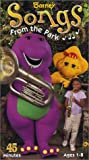 Barney Songs - From The Park [VHS]