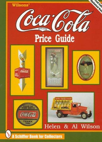 Wilsons Coca Cola Price Guide