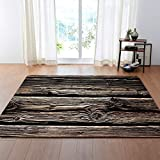 3D Rugs for Living Room Dry Tree Floor Rectangle Carpet Kids Room Bedroom Desk/Chair Mats,D,121.9cm182.9cm