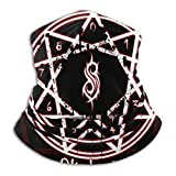 IconSymbol Neck Warmer Gaiter,Slipknot Motorcycle Face Mask Cover for Winter Cold Weather & Keep...