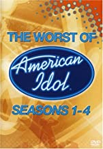 American Idol - The Worst of Seasons 1-4