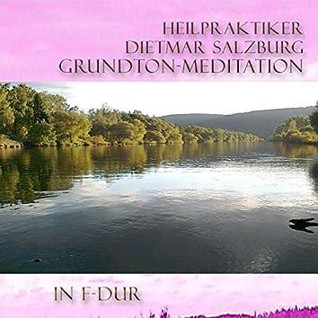 Grundton-Meditation F-Dur